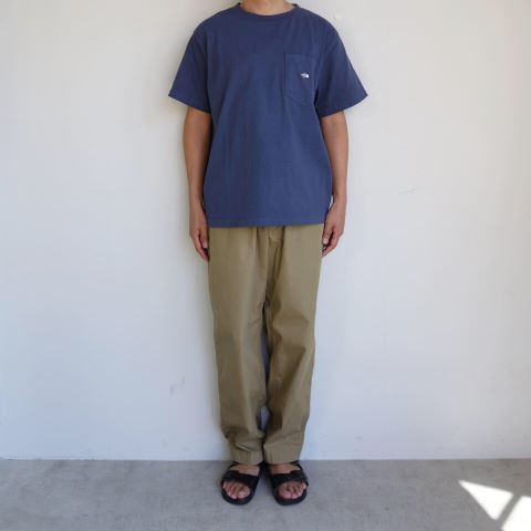 THE NORTH FACE PUPLE LABEL : 7oz H/S Pocket Tee_a0234452_14390925.jpg