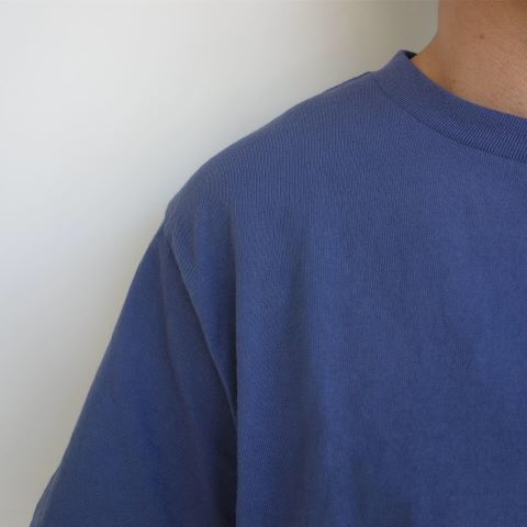 THE NORTH FACE PUPLE LABEL : 7oz H/S Pocket Tee_a0234452_14391234.jpg