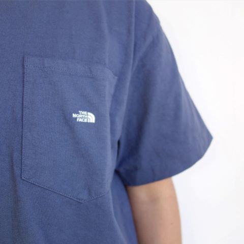 THE NORTH FACE PUPLE LABEL : 7oz H/S Pocket Tee_a0234452_14391559.jpg