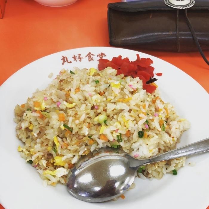 久留米のグルメ 食堂系ラーメン 丸好食堂_e0187362_15030280.jpg