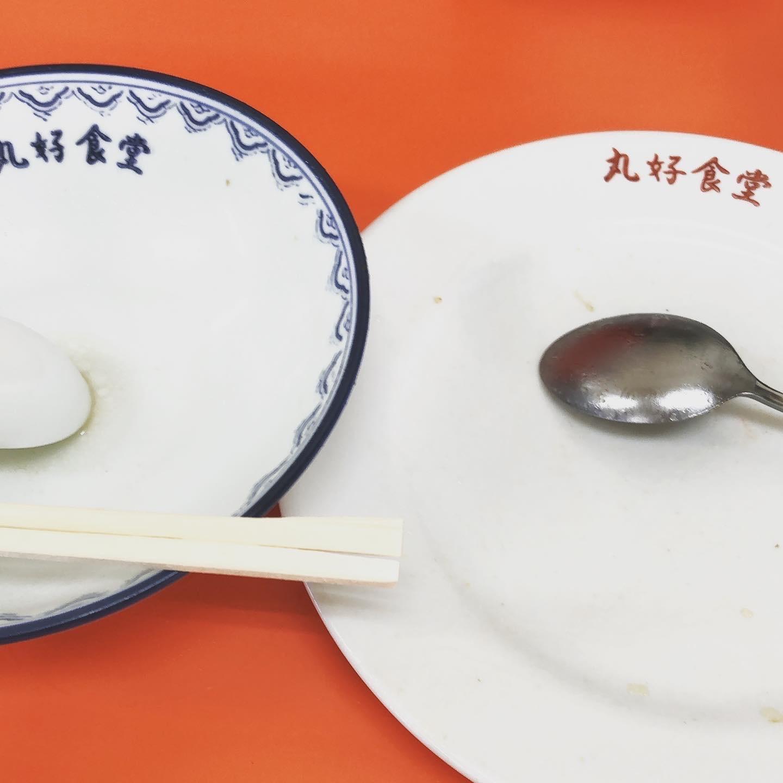 久留米のグルメ 食堂系ラーメン 丸好食堂_e0187362_15030906.jpg