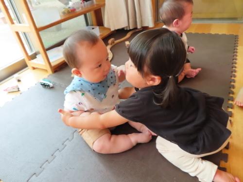 6月 乳児フロアの様子_f0327175_14593614.jpg