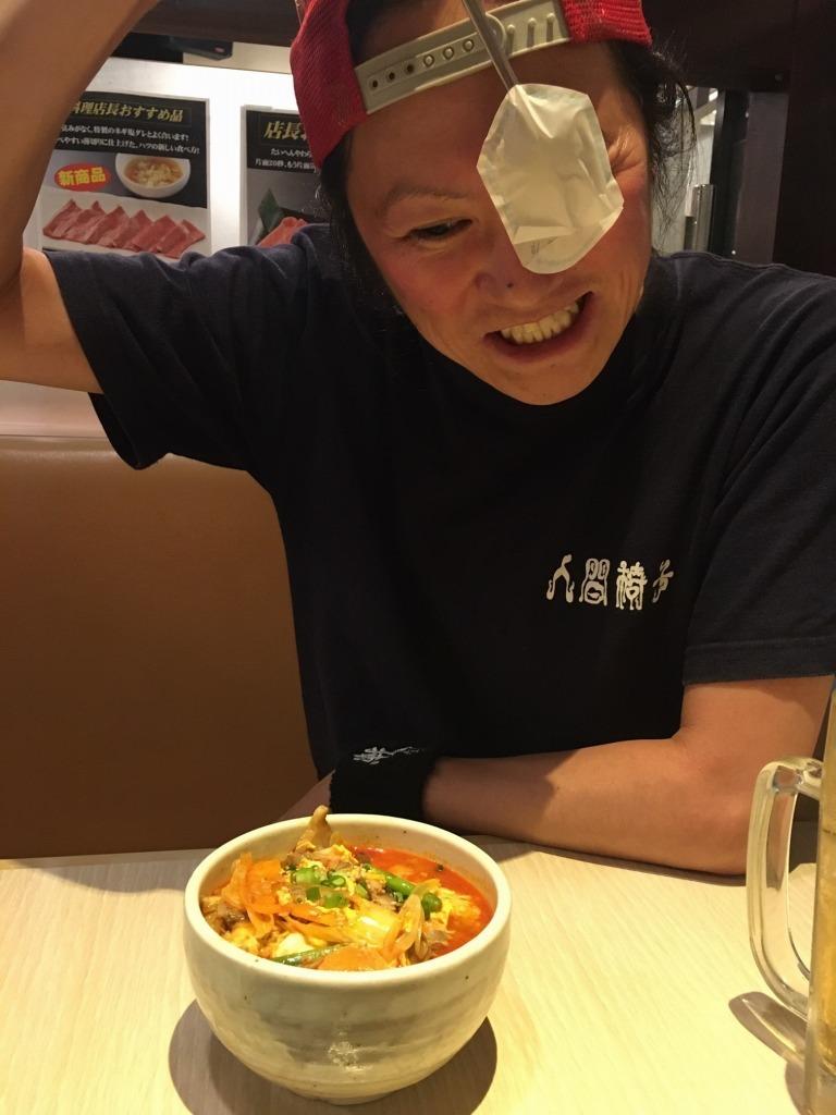 今年三回目(テイクアウト1回)焼肉さんあい志木幸町店_d0061678_10333235.jpg