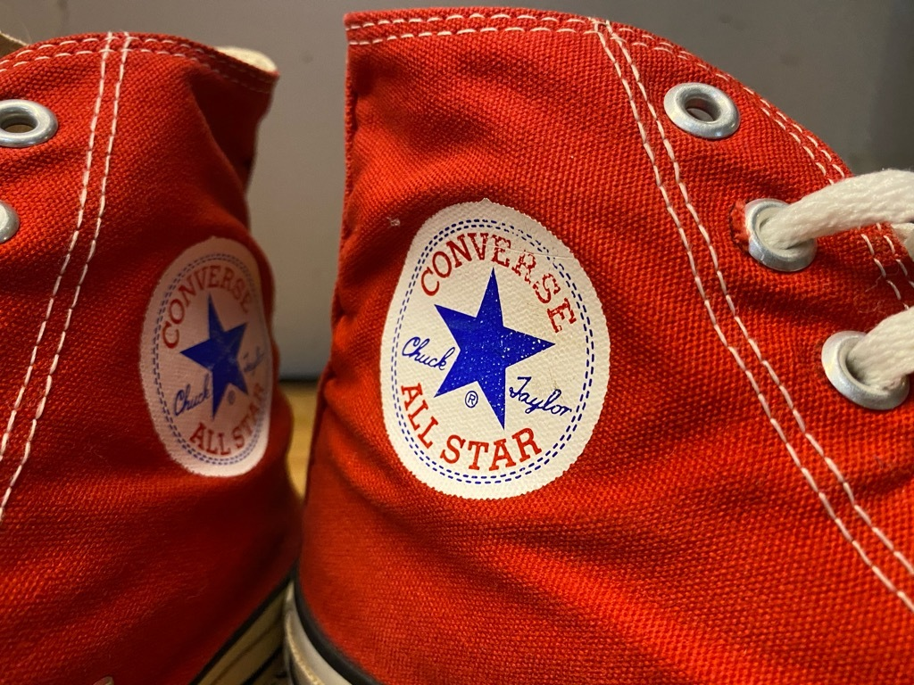 CONVERSE ALL STAR  Made In USA (マグネッツ大阪アメ村店)_c0078587_18091543.jpg