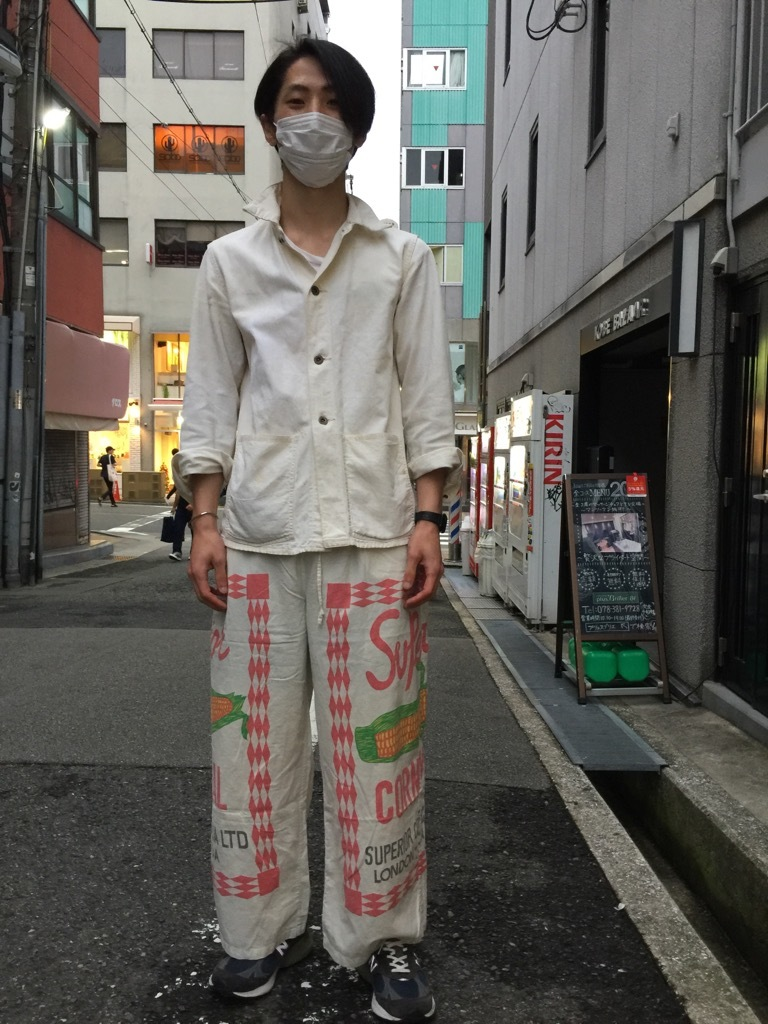 マグネッツ神戸店 6/13(土)Superior入荷! #1 Casual Item!!!_c0078587_19551130.jpg
