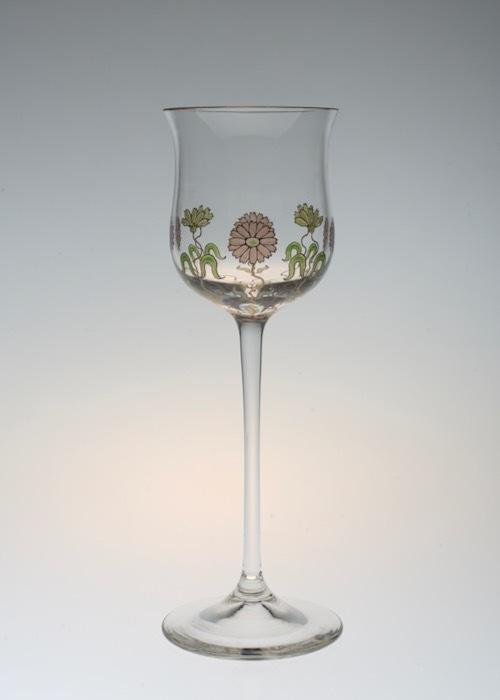THERESIENTHAL ENAMEL RIESLING WINE GLASS_c0108595_23214030.jpeg