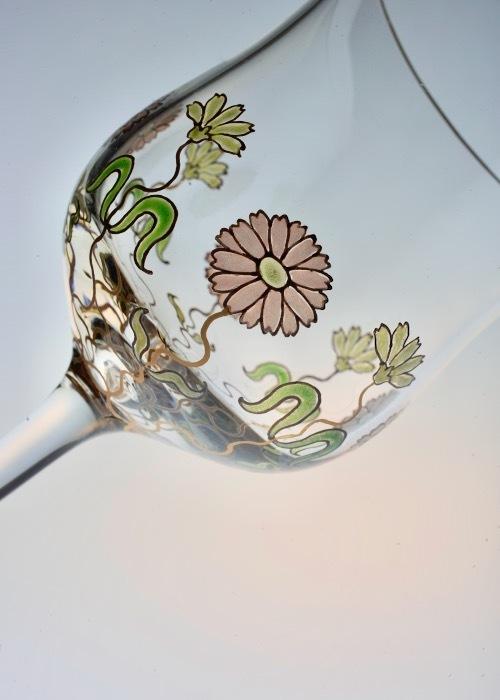 THERESIENTHAL ENAMEL RIESLING WINE GLASS_c0108595_23214533.jpeg