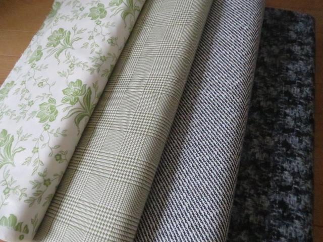Fabric Selection 入荷_c0086102_23283377.jpg