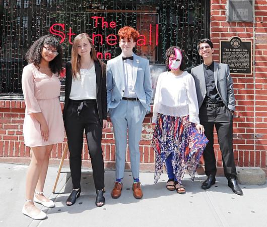 第二回NYヤンキース「差別をなくそう」奨学金 Yankees-Stonewall Scholarships #PrideMonth_b0007805_03204979.jpg