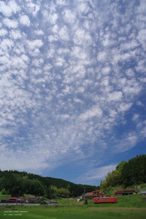 雲模様_d0309612_23545876.jpg