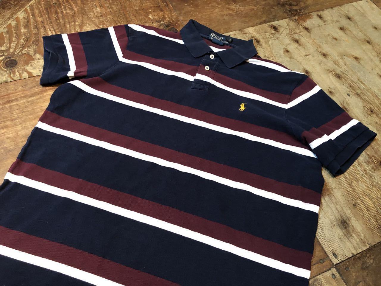 6/11入荷! 90s〜ラルフローレン 鹿の子 ポロシャツ色々 入荷!_c0144020_13120920.jpg