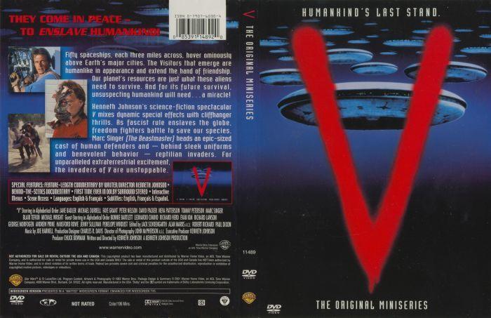 V (1983) & V: THE FINAL BATTLE (1984)_c0047930_23251141.jpg