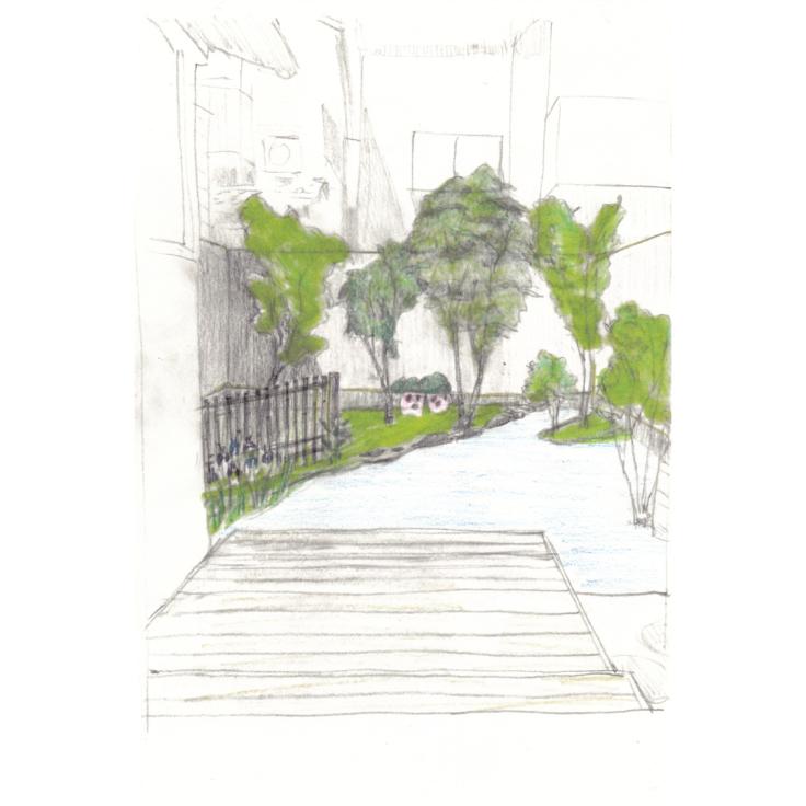 隣家アトリエの庭づくり、はじめました。_d0227246_14364683.jpg