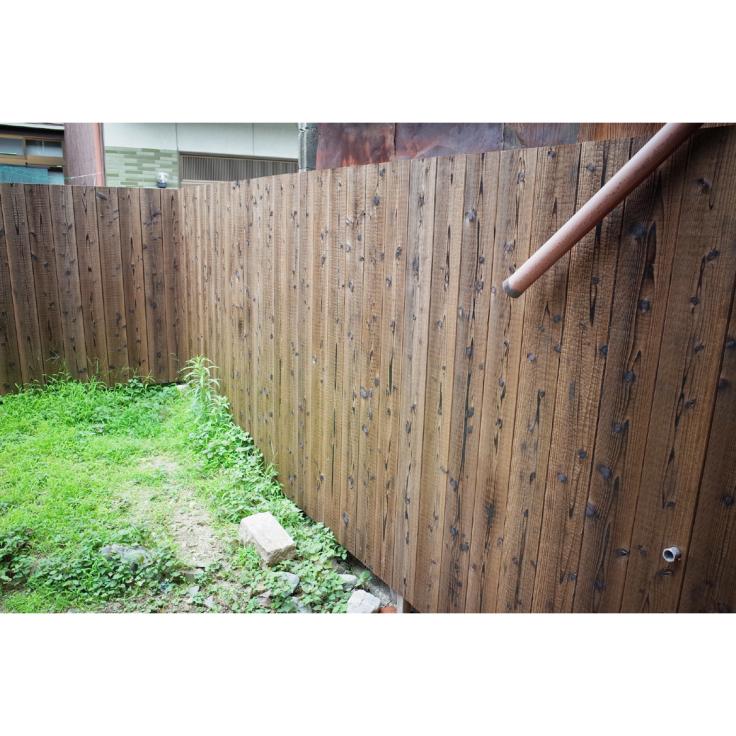 わが家の庭づくり。1日目2日目のようす。_d0227246_14475320.jpg