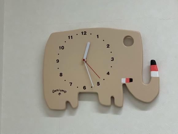 診察室1の時計変えてみましたm(_ _)m_f0141246_05364045.jpg
