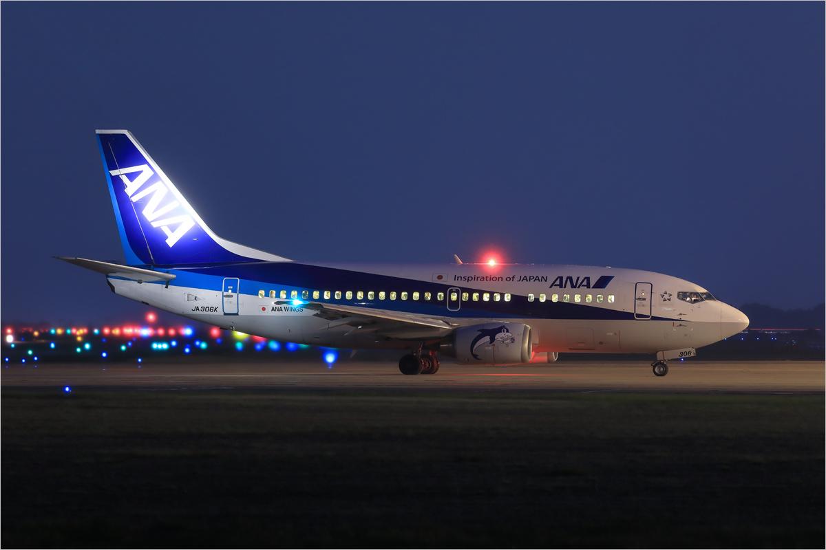 Farewell Super Dolphin 2 - 高知空港_c0308259_06455598.jpg