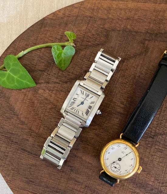 "wristwatch  \"" 忘れられない言葉\""とともにお嫁さんへ_a0165160_17303774.jpg"