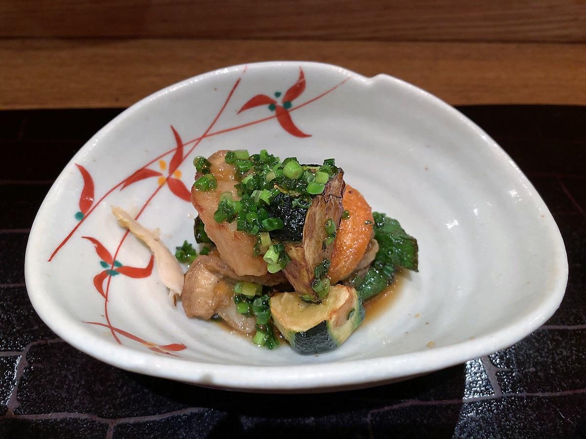 四谷三丁目「旬菜料理 山灯」へ行く。_f0232060_1544485.jpg