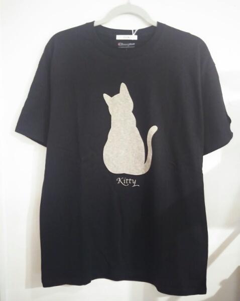 猫ちゃんTシャツ_d0345667_15431756.jpg