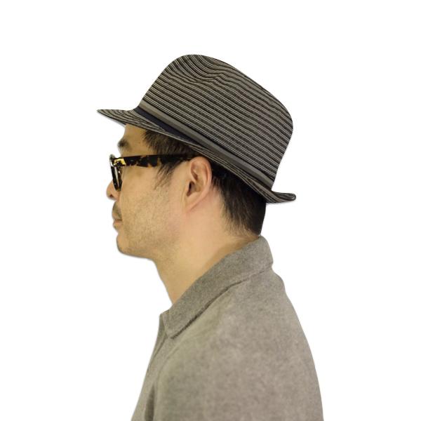 GREVI グレイヴィ グログラン テープハット ソリッドカラー・ストライプ柄_c0118375_16041565.jpeg