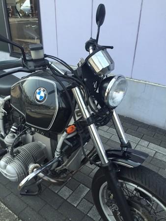 BMW R100R納め_c0404676_10562570.jpg