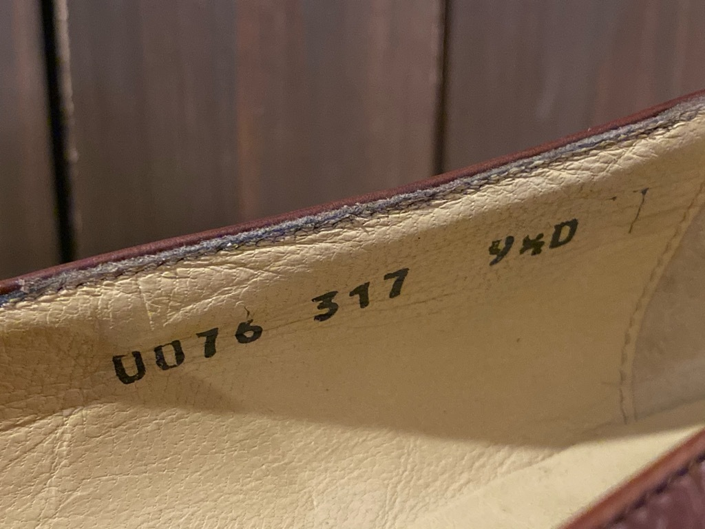 マグネッツ神戸店 6/13(土)Superior入荷! #2 Leather Shoes!!!_c0078587_13332248.jpg