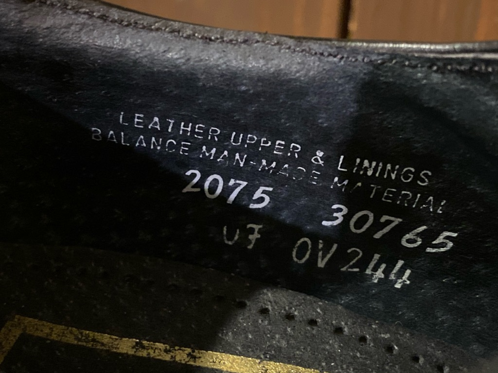 マグネッツ神戸店 6/13(土)Superior入荷! #2 Leather Shoes!!!_c0078587_13453097.jpg