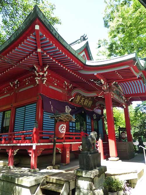 ひさびさの吉祥寺と井の頭公園_d0128697_6374979.jpg