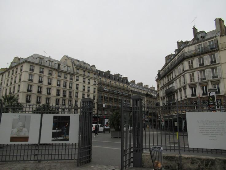 パリ東駅前のホテル☆Libertel Gare de L\'Est Francais_c0212604_20123424.jpg