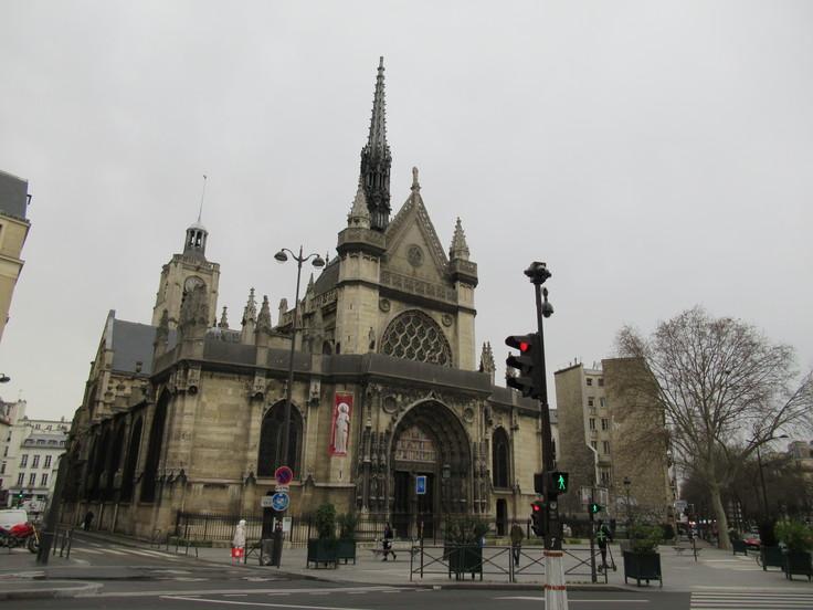 パリ東駅前のホテル☆Libertel Gare de L\'Est Francais_c0212604_2012523.jpg