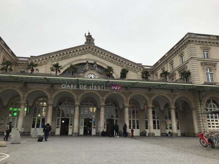 パリ東駅前のホテル☆Libertel Gare de L\'Est Francais_c0212604_20284352.jpg