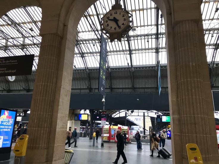パリ東駅前のホテル☆Libertel Gare de L\'Est Francais_c0212604_20292636.jpg