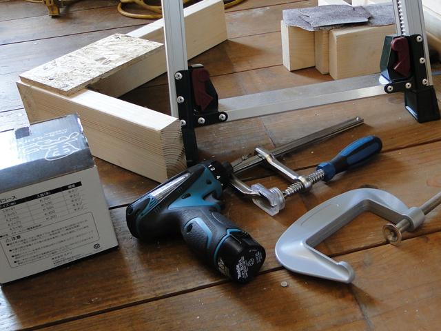 窯小屋DIY10/ツール_b0200721_17252477.jpg