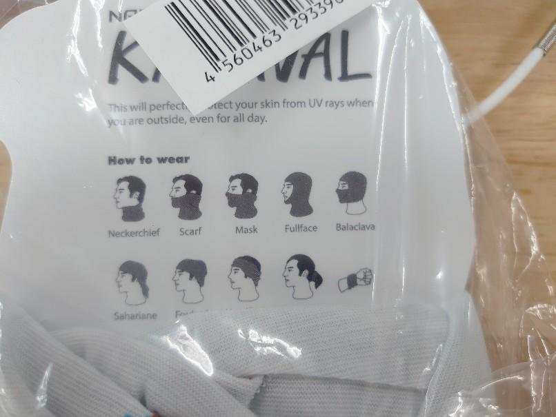 マスクとしても使えるスポーツバンダナ入荷しました_b0282021_13430471.jpg