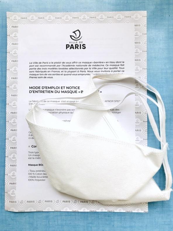 パリ市の無料配布マスク、試してみました_a0231632_17162874.jpeg