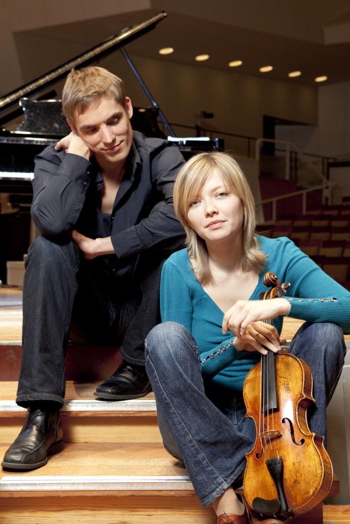 Vierne & Franck: Vn Sonatas@Alina Ibragimova,Cédric Tiberghien_c0395834_22074465.jpg