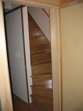 室内に階段を作りました♪_c0405550_16455375.jpg