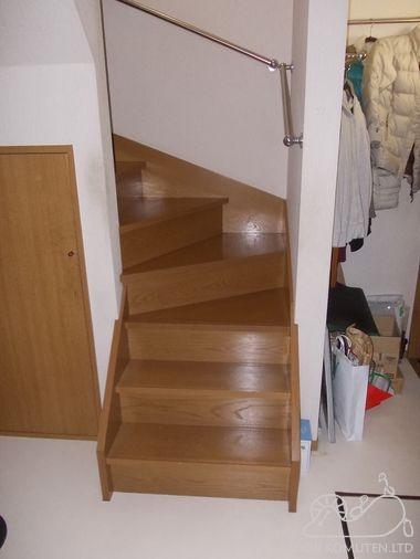 介護保険で階段改修_c0405550_16463312.jpg