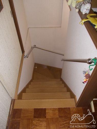 介護保険で階段改修_c0405550_16463362.jpg