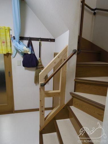 介護保険で階段改修_c0405550_16463465.jpg