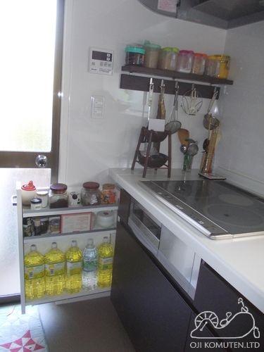 無駄なく収納したい【キッチン】_c0405550_16464940.jpg