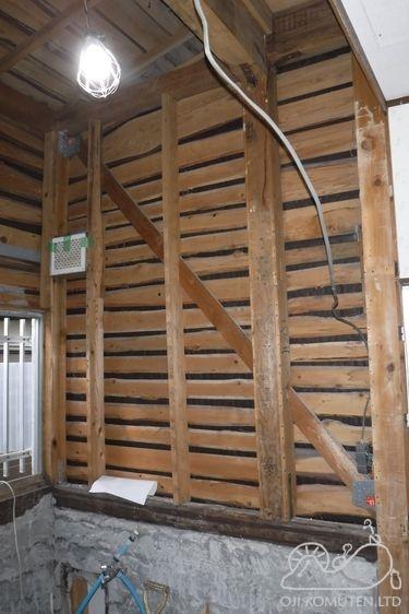 浴室リフォームから耐震工事へ_c0405550_16465557.jpg