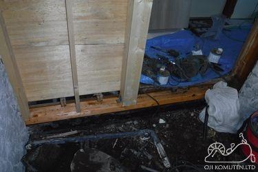 浴室リフォームから耐震工事へ_c0405550_16465580.jpg