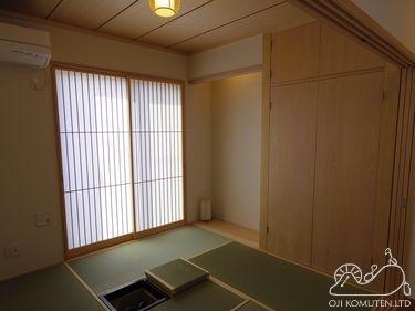 広く明るく、ちょこっと和茶室_c0405550_16470046.jpg