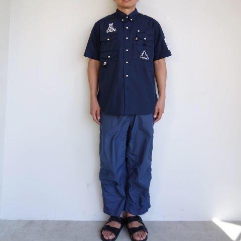Mountain Research : Fisherman's Shirt S/S_a0234452_15551602.jpg