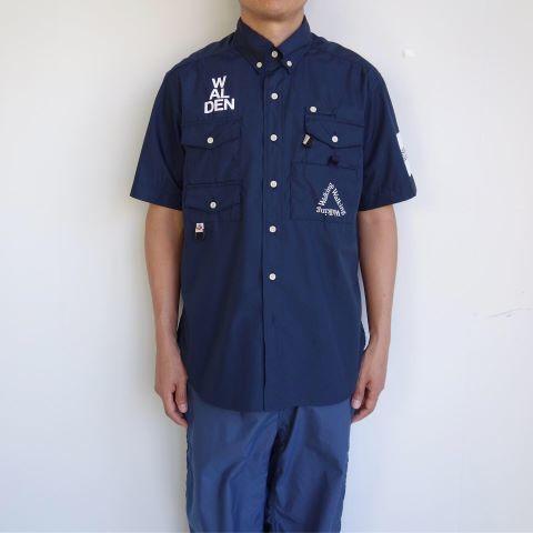 Mountain Research : Fisherman's Shirt S/S_a0234452_15552874.jpg
