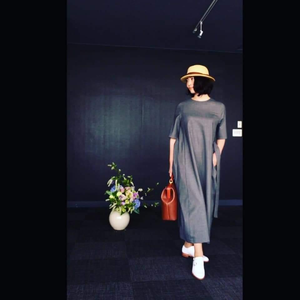 くらしのドレス 3rd Season ~ハマスホイの絵画のように_e0334462_09372765.jpg