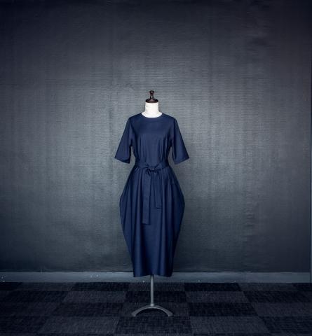くらしのドレス 3rd Season ~ハマスホイの絵画のように_e0334462_11381784.jpg