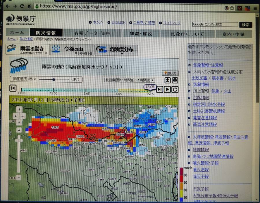 梅雨時の13小校庭芝刈り_f0059673_23345835.jpg