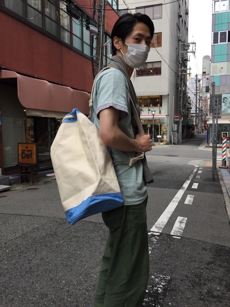 マグネッツ神戸店 6/13(土)Superior入荷! #4 Bag+Belt Item!!!_c0078587_16381496.jpg